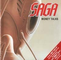 Saga - Money Talks CD (album) cover