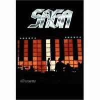 SAGA - Silhouette CD (album) cover