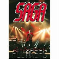 Saga - All Areas: Live In Bonn 2002 DVD (album) cover