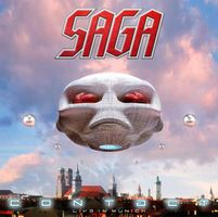 Saga - Contact Live In Munich CD (album) cover