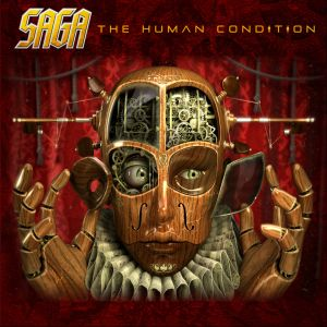 Saga - The Human Condition CD (album) cover