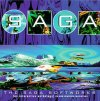 Saga - Softworks CD (album) cover