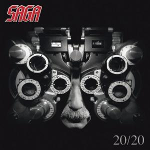 Saga - 20/20 CD (album) cover