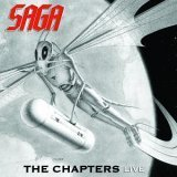 Saga - The Chapters Live CD (album) cover