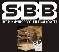 S.b.b. - Live In Marburg 1980. The Final Concert CD (album) cover