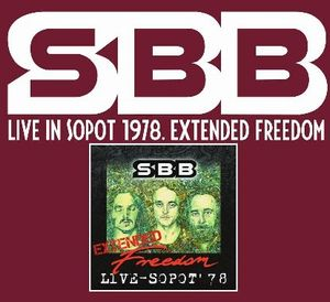 S.b.b. - Live In Sopot 1978. Extended Freedom CD (album) cover