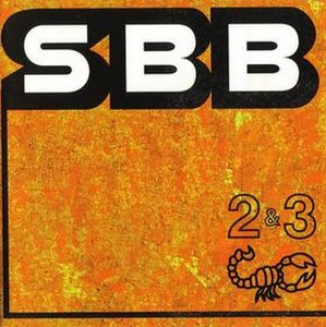 S.b.b. S.b.b. 2 & 3 CD album cover