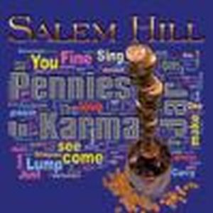 Salem Hill - Pennies In The Karma Jar CD (album) cover
