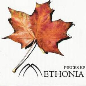Methonia - Pieces CD (album) cover