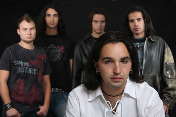 ANDRAGONIA image groupe band picture