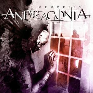 Andragonia - Memories CD (album) cover