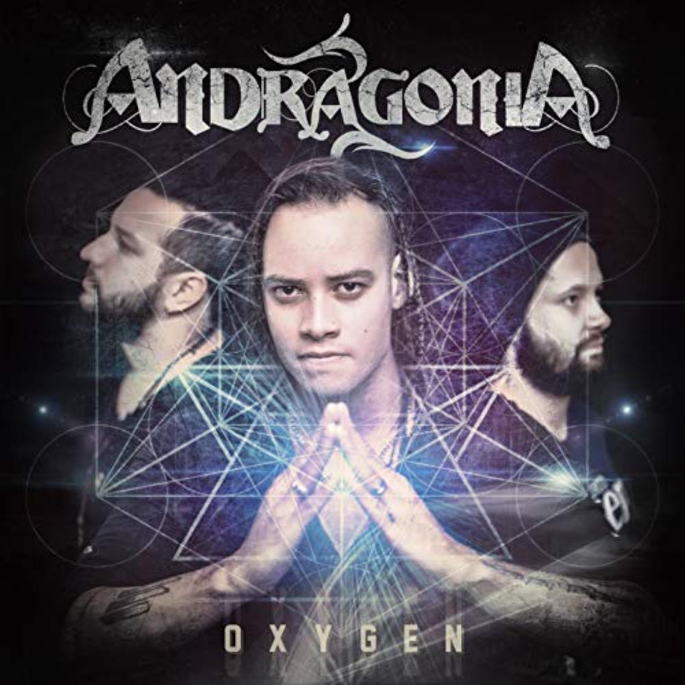 Andragonia - Oxygen CD (album) cover
