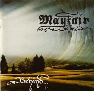 Mayfair - Behind CD (album) cover