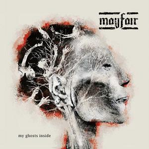 Mayfair - My Ghosts Inside CD (album) cover