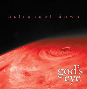 Astronaut Down - God's Eye CD (album) cover