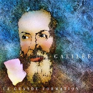 La Grande Formation Galilée CD album cover