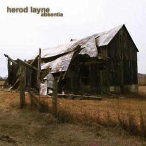 Herod Layne - Absentia CD (album) cover
