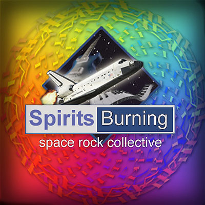 SPIRITS BURNING image groupe band picture