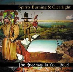 Spirits Burning - The Roadmap In Your Head CD (album) cover