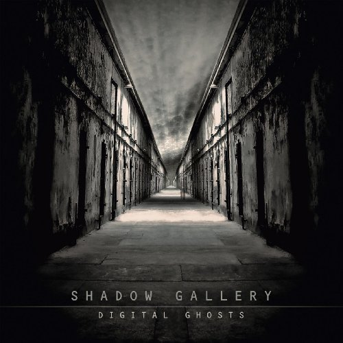 Shadow Gallery - Digital Ghosts CD (album) cover