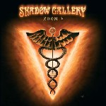 SHADOW GALLERY - Room V CD album cover