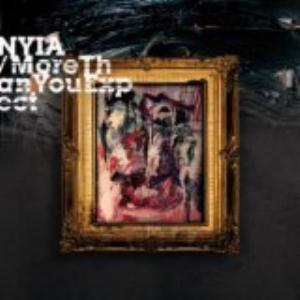 Nyia - More Then You Expect CD (album) cover