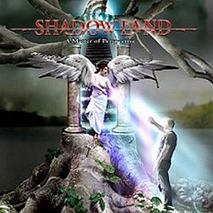 Shadowland - A Matter Of Perspective CD (album) cover