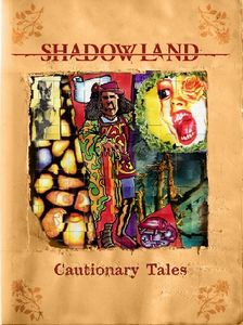 Shadowland - Cautionary Tales CD (album) cover