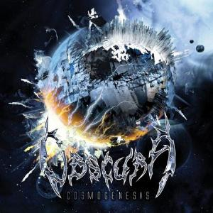 Obscura - Cosmogenesis CD (album) cover