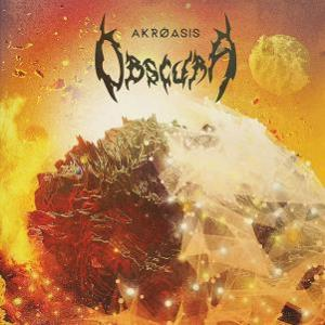 Obscura - Akröasis CD (album) cover