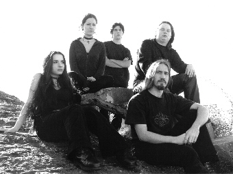 IN MORPHEUS' ARMS image groupe band picture