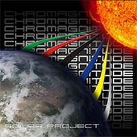 Solar Project - Chromagnitude CD (album) cover