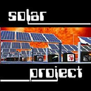 Solar Project - The Best Of Solar Project CD (album) cover