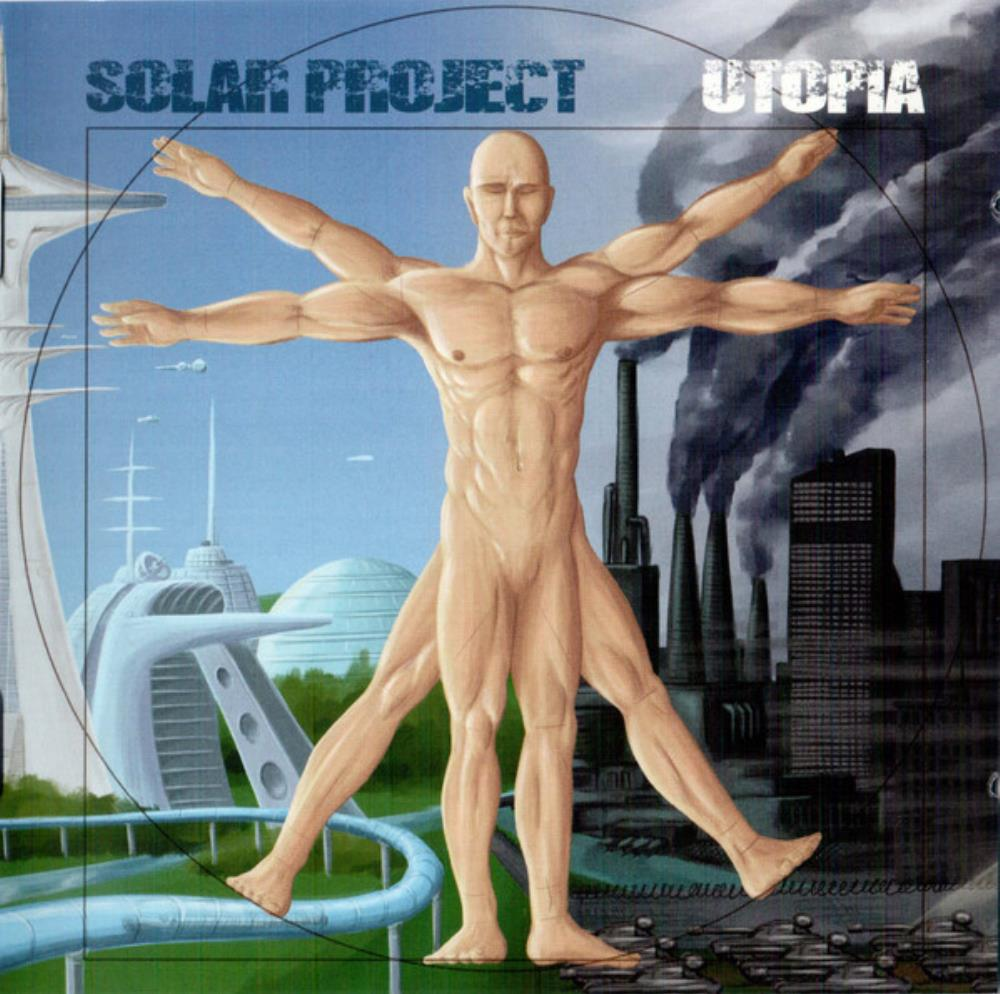 Solar Project - Utopia CD (album) cover