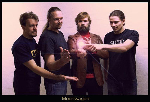 MOONWAGON image groupe band picture