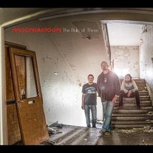 Moonwagon - The Rule Of Three CD (album) cover