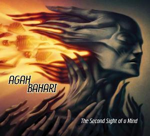 Agah Bahari - Second Sight Of A Mind CD (album) cover