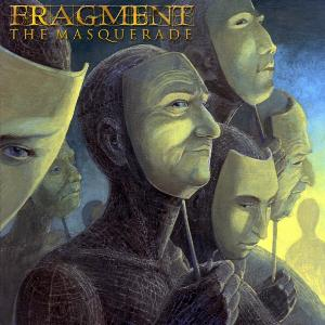 Fragment - Masquerade CD (album) cover