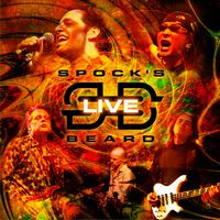 Spock's Beard - Live CD (album) cover