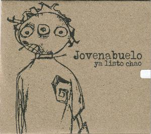 Jovenabuelo Ya Listo Chao CD album cover