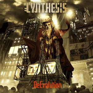 Cynthesis - Deevolution CD (album) cover