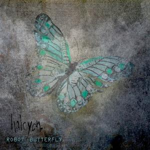 Halcyon - Robot Butterfly CD (album) cover
