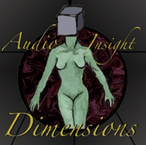 Audio Insight - Dimensions CD (album) cover