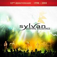 SYLVAN - Leaving Backstage CD album cover