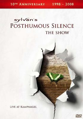 Sylvan - Posthumous Silence - The Show DVD (album) cover