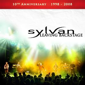 Sylvan - Leaving Backstage - Live In Kampnagel CD (album) cover