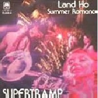 Supertramp - Land Ho / Summer Romance CD (album) cover