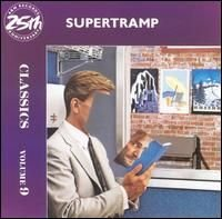 Supertramp - Classics, Vol. 9 CD (album) cover