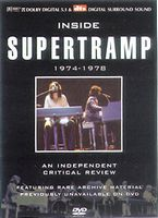 SUPERTRAMP - Inside Supertramp 1974-1978 CD (album) cover