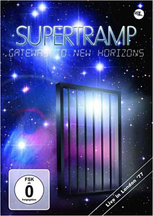 SUPERTRAMP - Gateway To New Horizons CD (album) cover